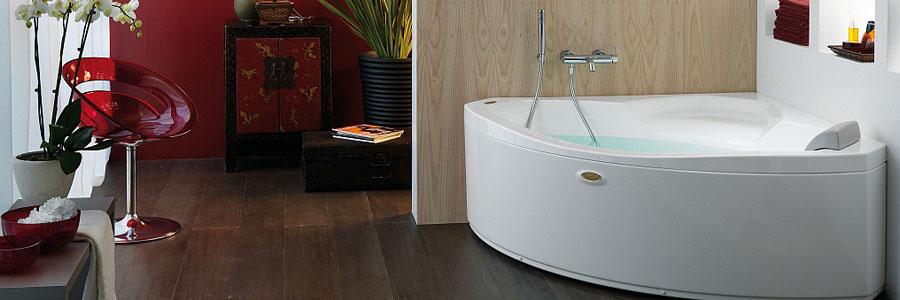 Vasche da bagno greco cultura dei materiali marmi ceramiche pavimentazioni - Vasche bagno angolari ...